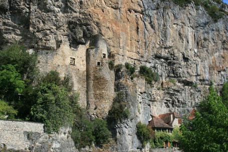 Château du Diable à Cabrerets