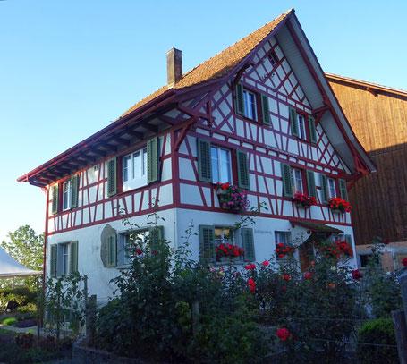 der Schlipfenberg heute, wo Margaretha Rümmel verheiratet war