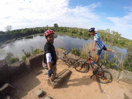 カンボジア旅行|オークンツアー|現地ツアー|サイクリングツアー