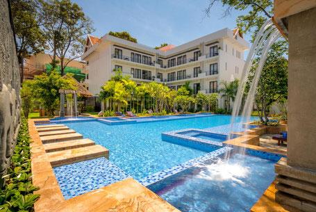 クーレンホテル|カンボジア旅行|オークンツアー|現地ツアー