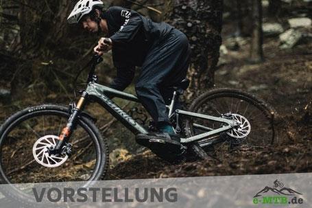 Bikevorstellung zum brandneuen Kenevo SL e-MTB von Specialized