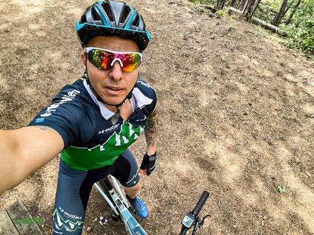 Testfahrer des Focus Jam² 6.9 Stefan Wallner aus der e-motion e-Bike Welt Wien