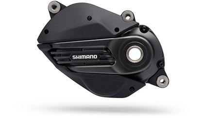 Der Shimano Steps EP8 Motor