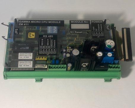 Sam Electronics - Lyngso Marine gamma micro CPU module, Type: ZM 411