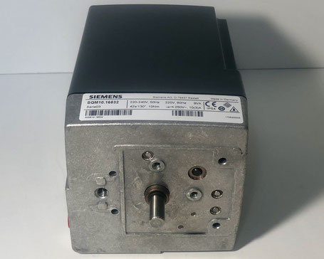SIEMENS servomotor, Type: SQM10. 16532