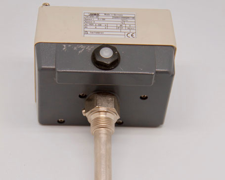 JUMO surface-mounted thermostat, Type: ATH-22