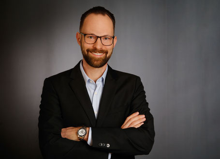 Geschäftsführer Florian Gradwohl, Ineo GmbH IT-Solutions