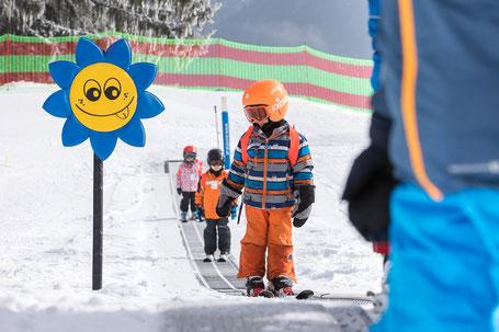 Skikurse für Kinder - Skischule Brandnertal