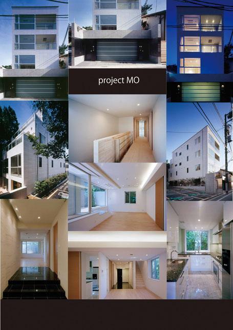 賃貸併用住宅、外観、賃貸内観、夜景