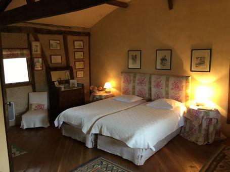 Chambres d'hôtes au château de Mayragues - Tarn - Duras