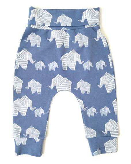 hapitime nohavice slonky bio látky