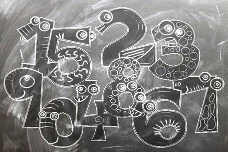 Konzentrationsschwierigkeiten, Lernschwierigkeiten (Dyslexie/Dyskalklulie), Gedächtnisschwierigkeiten.