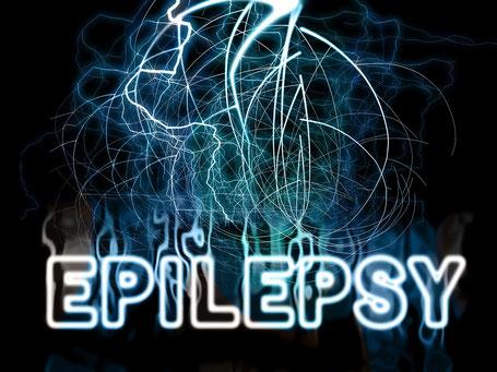 Behandlung des Gehirns bei Epilepsie mit Neurofeedback