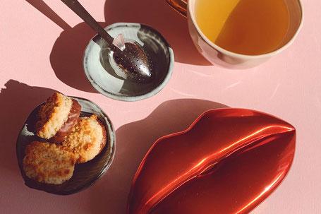 Kleurrijke thee in cadeauverpakking van Loco Lama
