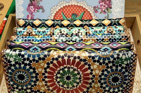 Kleurrijke mondkapjes van Batik uit Bali