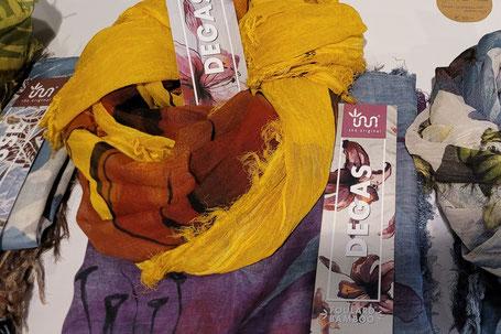 Kleurrijke kimono's