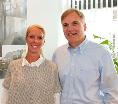 Claudia Kelle Prokuristin, Andreas Kelle Geschäftsführung (Betriebsw. VWA)