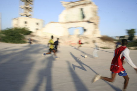 Fußball in Mogadischu