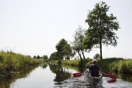Tipis in der Natur bei Sonnenschein - Outdoor Teambuilding Camp