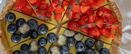 Vortrag: Gesunde Ernährung mit Kuchen - Titelbild