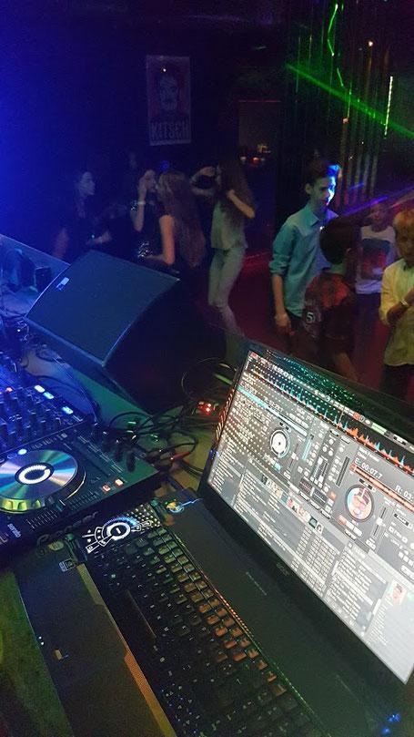 Ob Teenager - 18. 40. 50. 60. Geburtstag, alles habe ich mit meinem DJing zur Party begleitet