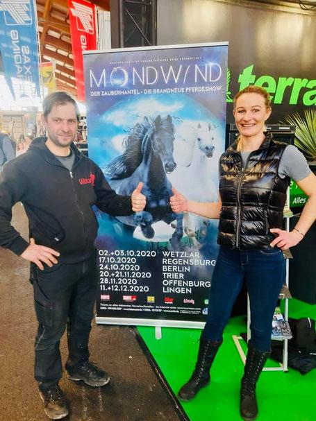 Pferdeshow Mondwind - Der Zaubermantel