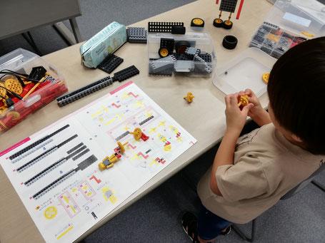 ロボット教室製作