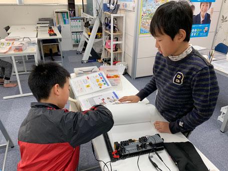 ロボット教室アドプロ