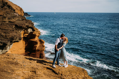 Tenerife couple photographer Teide Destination wedding engagement