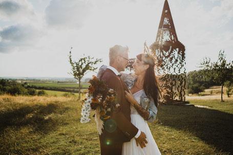 Elopement Belgïe doorkijkkerk Limburg bruiloft fotograaf