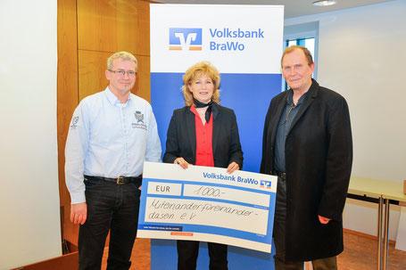 Spenden, Stiften, Beteiligen, Banken, Crowdfunding, Beiträge, Alltagsbegleitung, Wolfsburg, Verein