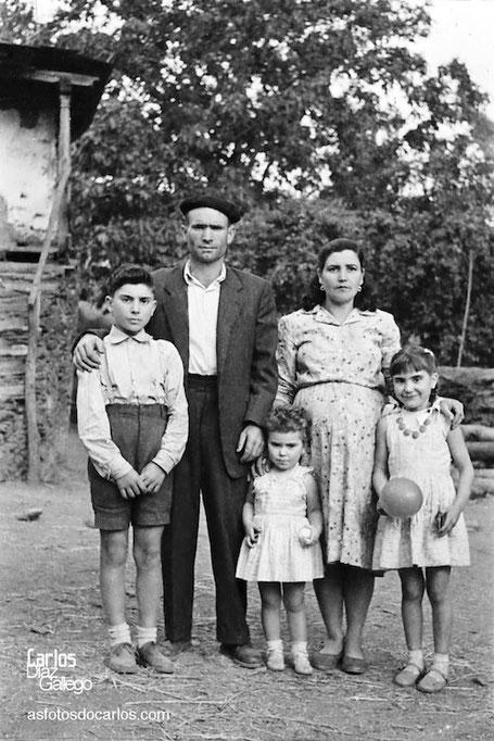 1958-familia1-Carlos-Diaz-Gallego-asfotosdocarlos.com