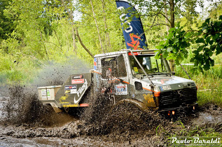 Patrick Toepfer vincitore Small Truck Extreme