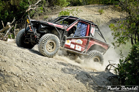 Bruschi-Morganti team Evolution 4x4