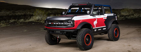 nuovo ford bronco 4600 ultra4 stock class