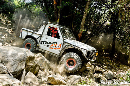 Romani-Di Lorenzo team Multi Car 4x4