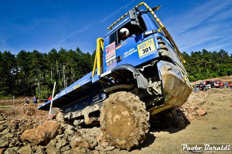 europa truck trial