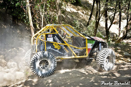 Nardi-Biondi team Traction 4x4