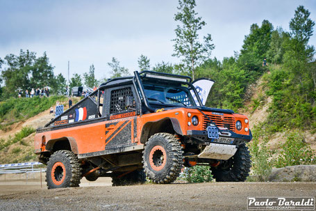 ultra4 europe king of france vallee bleue montalieu vercieu Vincent Bigorne