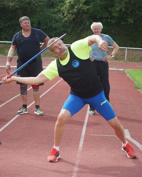 Dr. Klaus Lutter war erneut in bestechender Form!