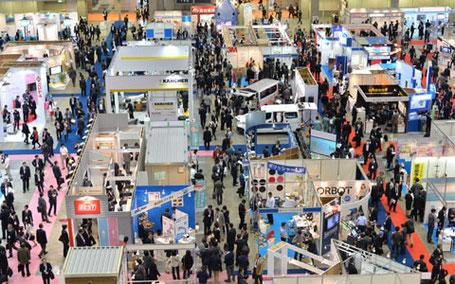 専門技術の展示会
