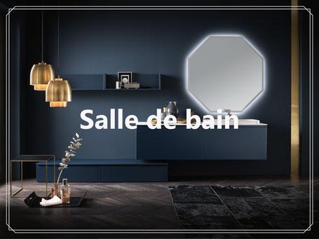 salle de bain moderne contemporaine traditionnel couleur matériaux bois