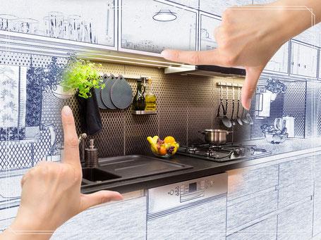 Rénovation de cuisine modernisation rafraichissement