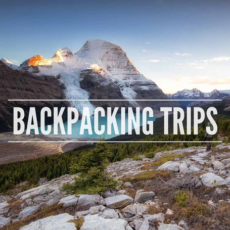 Guide to Backpacking in the Canadian Rockies