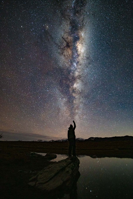 Stargazing in Wanaka