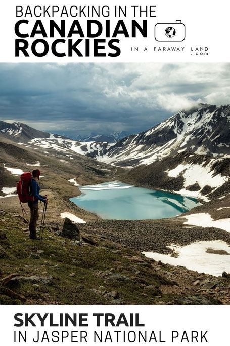 An informational guide on the Skyline Trail in Jasper National Park. Tips on what campsites to choose, trail conditions and daily breakdowns of the Skyline Trail.