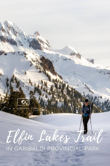 My experience hiking to the Elfin Lakes Shelter in Garibaldi Provincial Park through the snow. Posts contains useful information about hiking the Elfin Lakes Trail in the winter and spring.