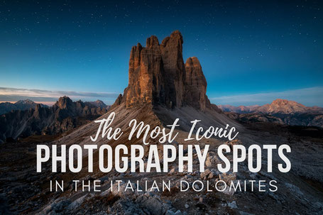 Top Photography Spots in the Italian Dolomites