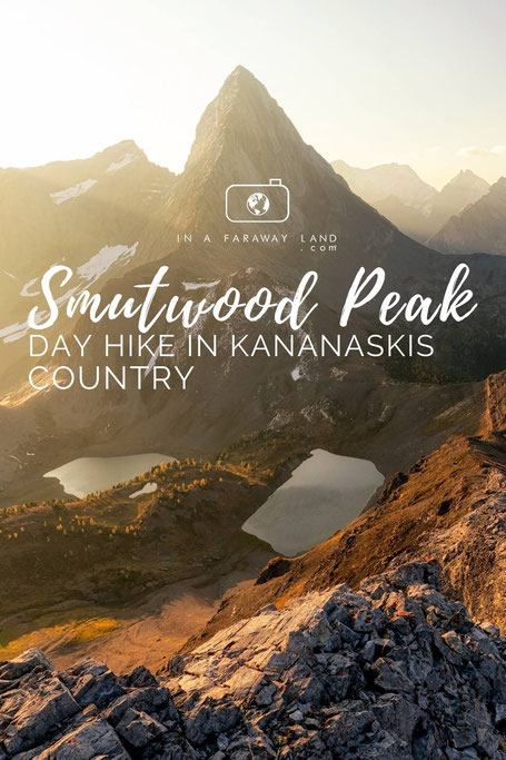 Smutwood Peak trail in Kananaskis Country offers some of the most incredible views in the Canadian Rockies. Find out practical information on how to get to the summit of Smutwood Peak.