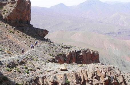 trek atlas marocain terdav